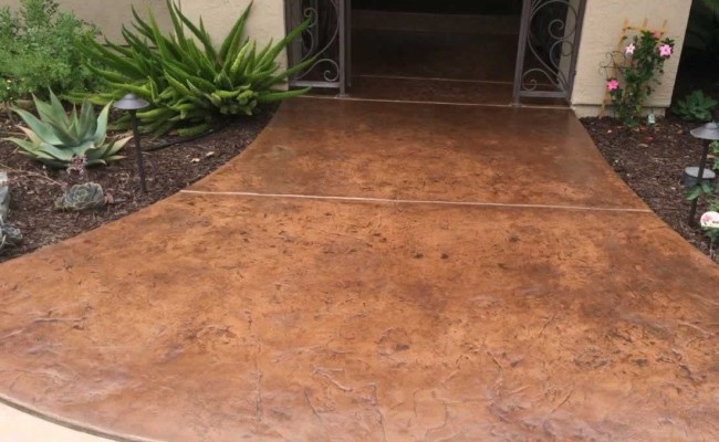 Concrete After Restoration Services