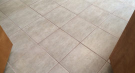 Porcelain Tile After