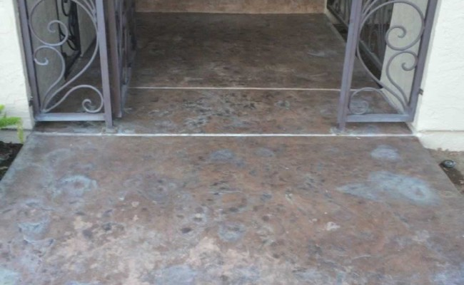 Concrete Needs Restoration Services