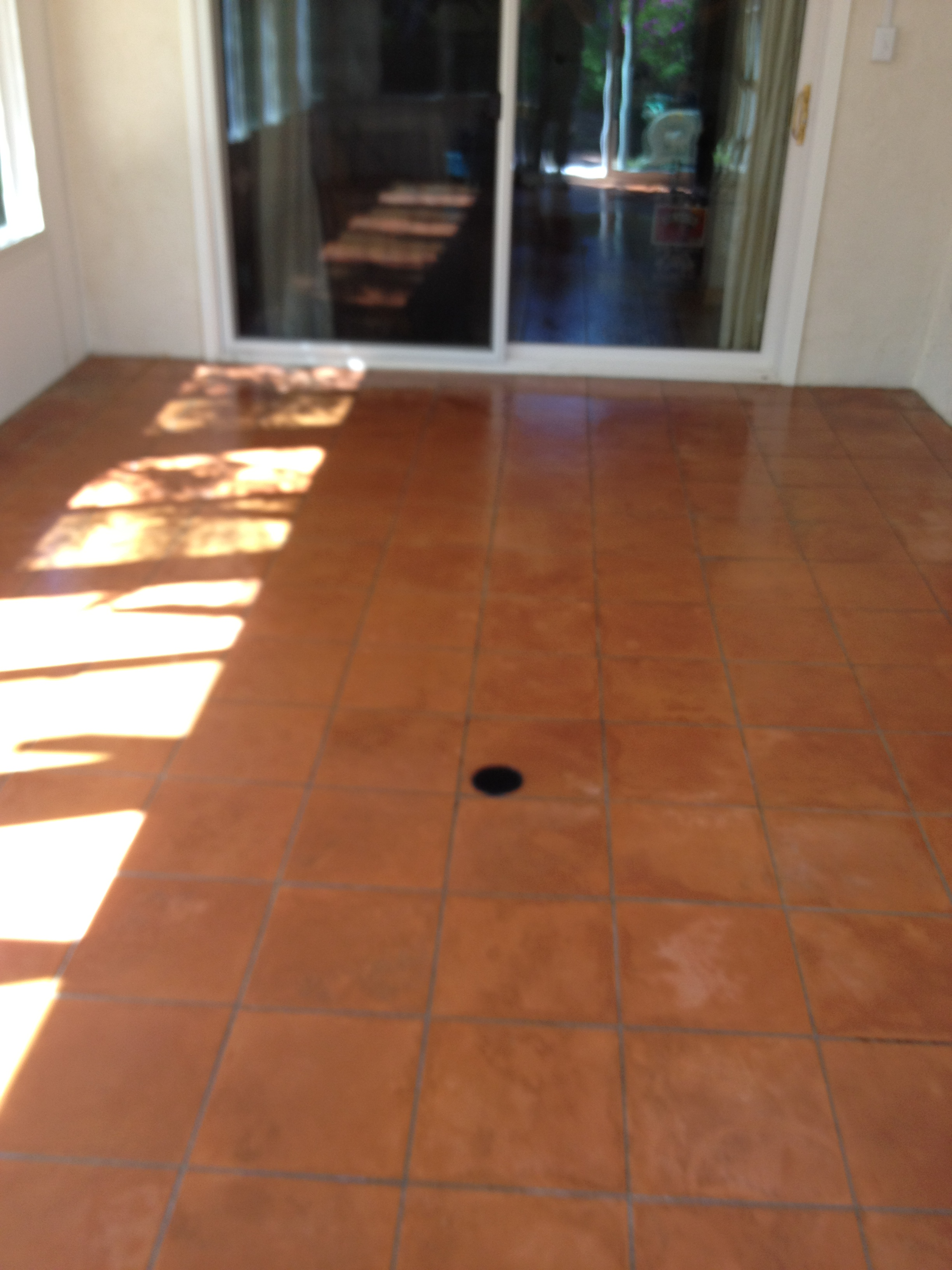 Terracotta Cleaning Stripping And Sealing San Diego