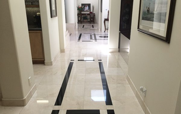 Naturally Polished Marble and Granite